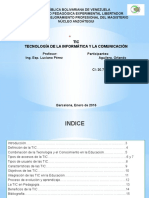 Tic Diapositivas