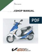 Peugeot Vclic Servicemanual