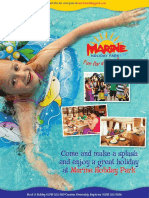 Holiday Brochure 2016