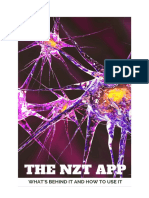 The NZT App Manual