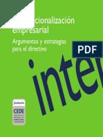 Intercionalizacion Empresarial Libro