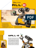 21303 Wall-E Lego Instruction