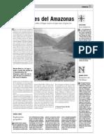Las fuentes del Amazonas
