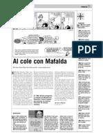 Al cole con Mafalda