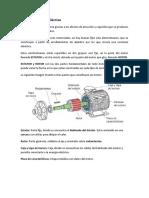 Partes de Un Motor Eléctrico