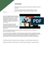 Kung Fu Panda 3 Telecharger