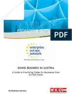 Leitfaden Doing Business in Austria 2014 Docx