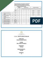 Unidad de Planificacion y Evaluacion de La Gestion Upeg