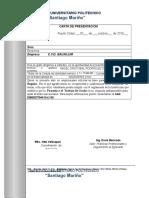 Cartas de Presentacion y Postulacion (Editables)