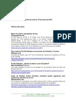 Boletín de Noticias KLR 15ENE2016