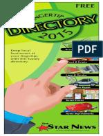 2015 Fingertip Directory