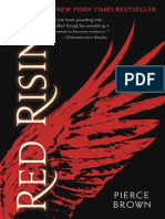 Red Rising by Pierce Brown (50 Page Friday)