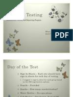 STAR Testing Examiner-Proctor Presentation