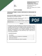NotaInformativaNuevoCertificadoSIVCE_ECDIS
