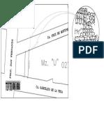 Plano de Localizacion e Ubicacion-localizacion