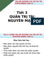 Quan Tri Tai Nguyen Mang