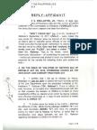 6 2 Brillantes' Reply Affidavit