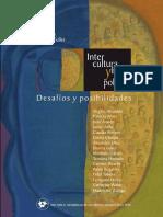 Norma Fuller Ed Interculturalidad y Politica Desafios y Posibilidades