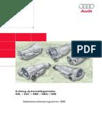Automatikgetriebe Audi