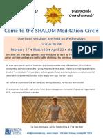 The SHALOM Meditation Circle