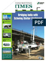 Concreting Times by Schwing Stetter Vol 2 Issue 6