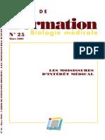 C25 Les Moisissures D_interet Médical