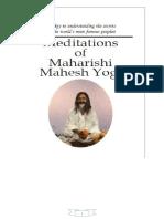 Maharishi Quotes