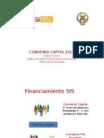 CAPITA 2015, Indicadores