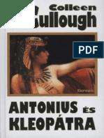 Colleen McCullough - 7. Antoniusz És Kleopátra