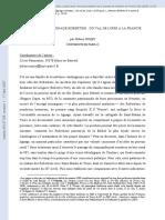 Noizet (Hélène)_L'Ascension Du Lignage Robertin. Du Val de Loire à La Francie (Annuaire-Bulletin de La Société de l'Histoire de France, 2004, Publ. 2006, 19-35)