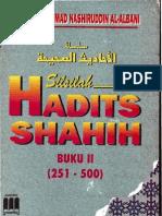 Silsilah Hadith Sahih II