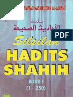 eBook - Silsilah Hadits Shahih Buku I by Al Albani