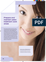 Diploma NVQ in Hair and Beauty sample pages Unit B1