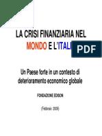 Indicatori ITALIA
