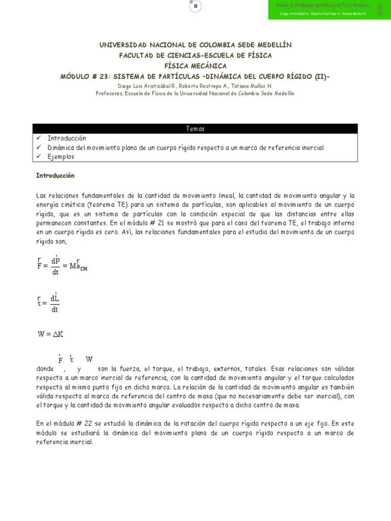 Excelente Lo Que Es El Marco De La Física De Referencia Modelo ...