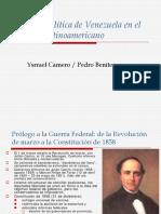 Historia de Venezuela VDemocraciaVzla