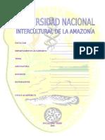 Identificacion taxonomica de la Familia Moraceae