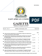 2015 EAC Gazette 10th December