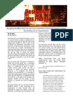 Piping Design for Hazardous Fluids 2C Rev A