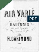 -Garimond - Air Vari - Obpf-BDH