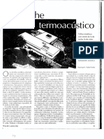 Artigo Techne 58 - Telhas Termoacusticas