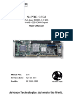 nupro-935a datasheet