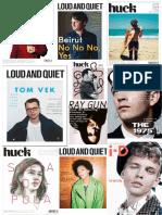Magazine Mood Board