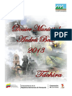 Dossier 2013 Andres Bello