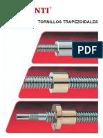 Catalogo Metrica Trapezoidal