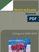 Nacional de Escuelas