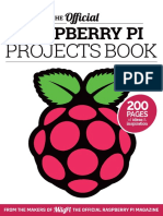 The Official Raspberry Pi Projects Book - V.1, 2015