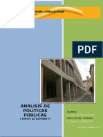 Evolución de La Agenda Política en Materia de Inmigración