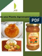 Estudio de Mercado de Exportación de Mermelada de Aguaymanto