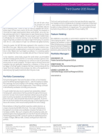Marquest American Dividend Growth Fund -CorpClass - Quarterly Commentary (Q3 2015) - Seamark Asset Management Inc
